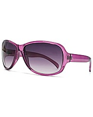 M:UK Lucille Small Butterfly Sunglasses