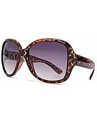 M:UK Freya Glamorous Square Sunglasses