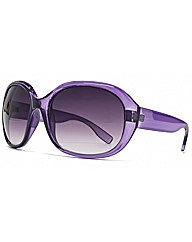 M:UK Kristen Glamour Oval Sunglasses