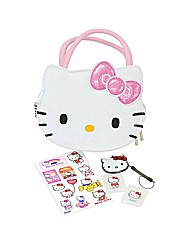 Hello Kitty Console Bag & Accessories Ki