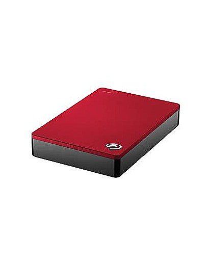 """SEAGATE 4TB BACK UP PLUS 2.5"""" RED"""