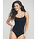 Undie-tectable Adjustable Strap Bodysuit
