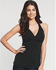 DD Padded Support Halter Neck Camisole