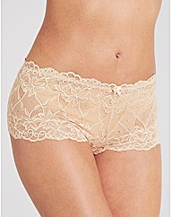Just Peachy Lace Short