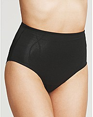 Spanx Spoil Me Cotton Panty Black