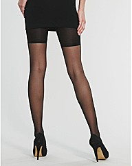 Control 15 Denier Control Tights 2 Pack