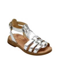 Start-rite Pia Silver Fit F Sandal