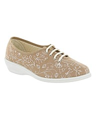 Mirak Pippa Canvas Lace Shoe