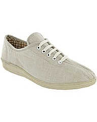 Mirak Bounty Lace-up Canvas