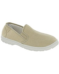 Mirak Tommy Canvas Slip-On