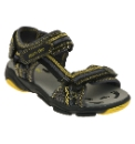 Start-rite Seashore Black Fit F Sandal