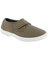 Mirak Harvey Canvas Casual Shoe