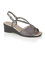 Lotus Carrara Formal Sandals
