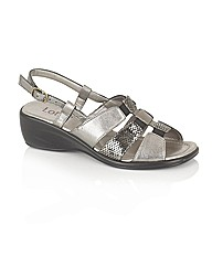 Lotus Loreto Iii Formal Sandals