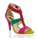 Marta Jonsson Multi leather sandal