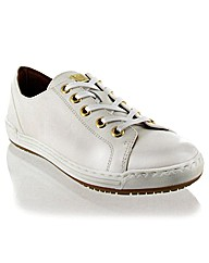 Marta Jonsson White leather trainer