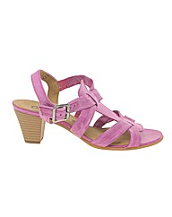 Gabor Daffodil Leather Classic Sandals