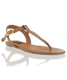 Marta Jonsson Tan leather sandal