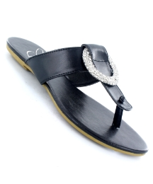 Gluv Joleen Pineapple Toe Post Sandal