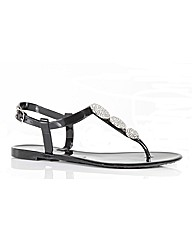 Moda in Pelle Oreon Ladies Sandals