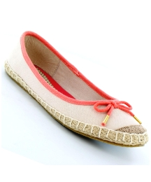 Gluv Turin Espadrille Canvas Pump