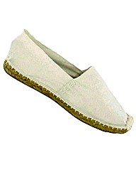 Spot On Jive Espadrille Pump