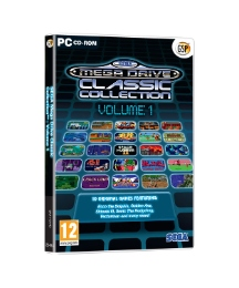SEGA Mega Drive Collection Volume 1
