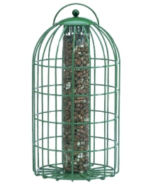 Squirrel/Predator Proof Nut Feeder Green
