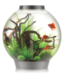 Biorb 105L Coldwater Aquarium Silver