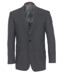 Skopes Egan Grey Tailored Fit Jacket