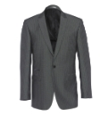Skopes Barnes Silver Tailored Fit Jacket