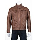 Woodland Biker Jacket