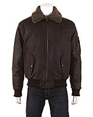 Woodland Aviator Jacket