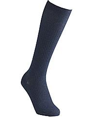 Cosyfeet Wool-rich Knee High Socks