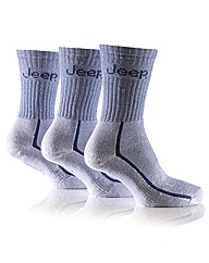 3Pr Jeep Coolmax Socks