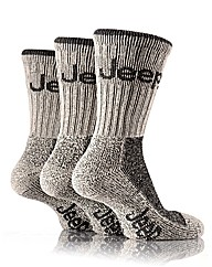 3Pr Jeep Luxury Terrain Socks