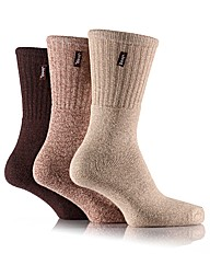 3 Pr Jeep Terrain Leisure Socks