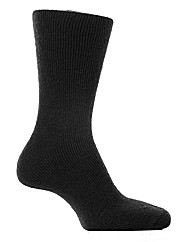 6 Pr Thermal Socks Cascade
