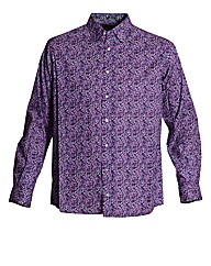 Bar Harbour by Double TWO Floral Shirt