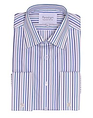 Paradigm Double TWO Stripe Formal Shirt