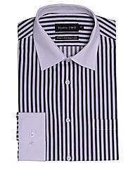 Double TWO Stripe Formal Shirt