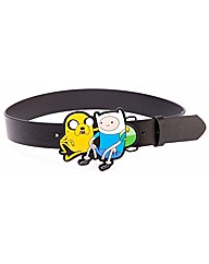 Adventure Time Belt + Jake & Finn Buckle