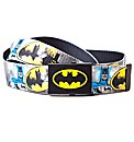 DC Comics Batman Classic Comic Art Belt