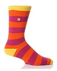 Sockshop Striped Colour Burst Socks