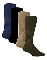 Short Thermal Walking Socks