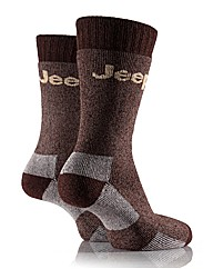 Jeep Chunky Boot Socks