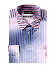 Double TWO Stripe Formal Shirt