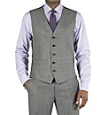 Tom English Grey Waistcoat