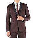 Limehaus Deep Plum Suit