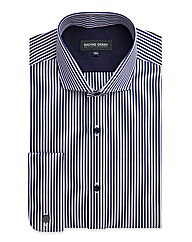 Racing Green Bengal Stripe Shirt